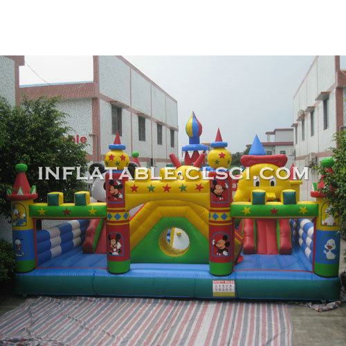 T6-411 giant inflatable
