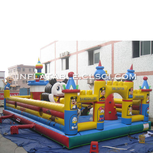 T6-414 giant inflatable
