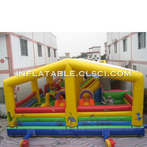 T6-415 giant inflatable