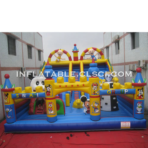 T6-417 giant inflatable