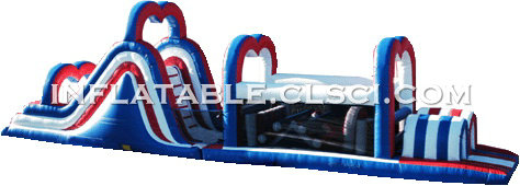 T7-102 Inflatable Obstacles Courses