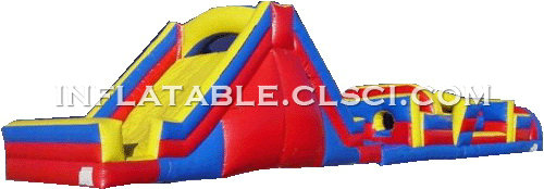 T7-103 Inflatable Obstacles Courses