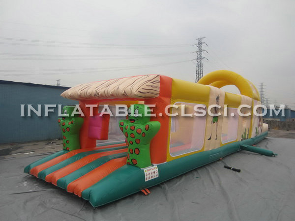 T7-105 inflatable obstacle