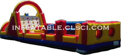 T7-108 Inflatable Obstacles Courses