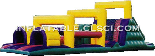 T7-110 Inflatable Obstacles Courses