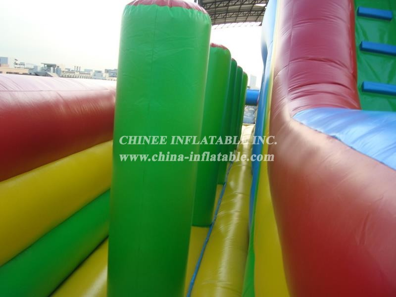 T7-116 Inflatable Obstacles Courses