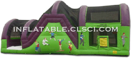 T7-120 Inflatable Obstacles Courses