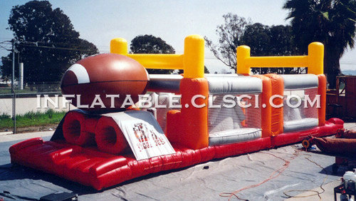 T7-152 Inflatable Obstacles Courses