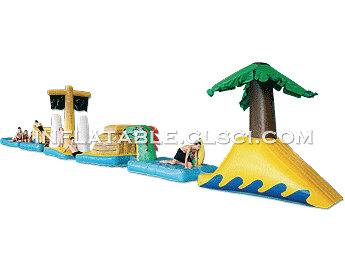 T7-168 Inflatable Obstacles Courses