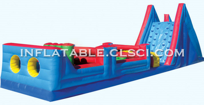 T7-187 Inflatable Obstacles Courses