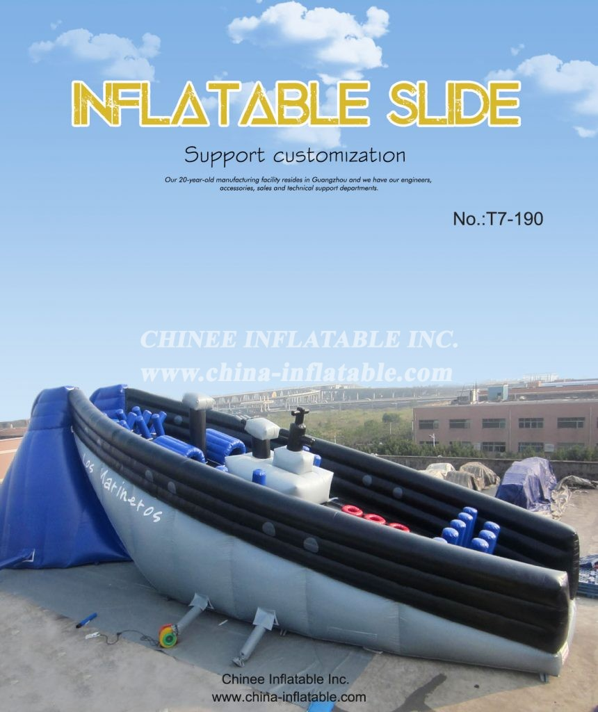 t7-190 - Chinee Inflatable Inc.