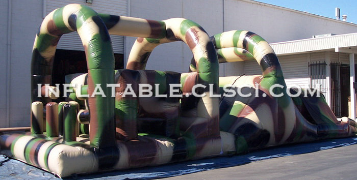 T7-198 Inflatable Obstacles Courses