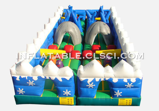 T7-202 Inflatable Obstacles Courses