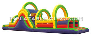 T7-208 Inflatable Obstacles Courses