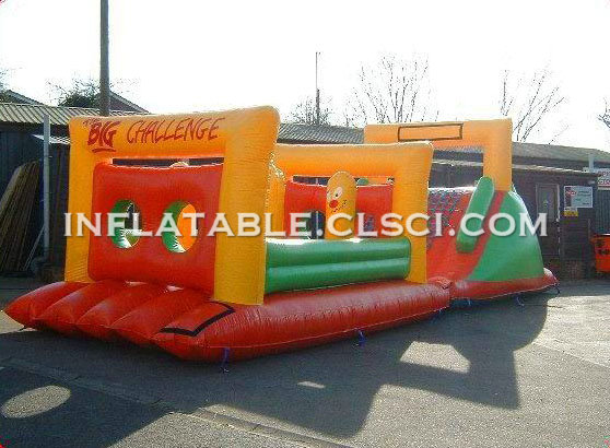 T7-211 Inflatable Obstacles Courses