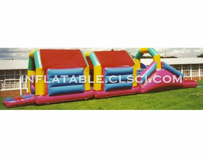 T7-212 Inflatable Obstacles Courses