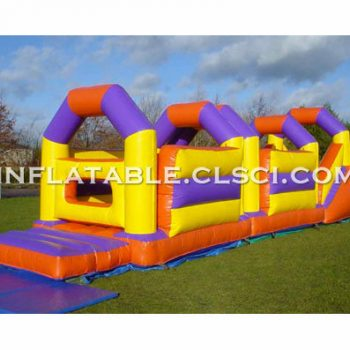 T7-213 Inflatable Obstacles Courses