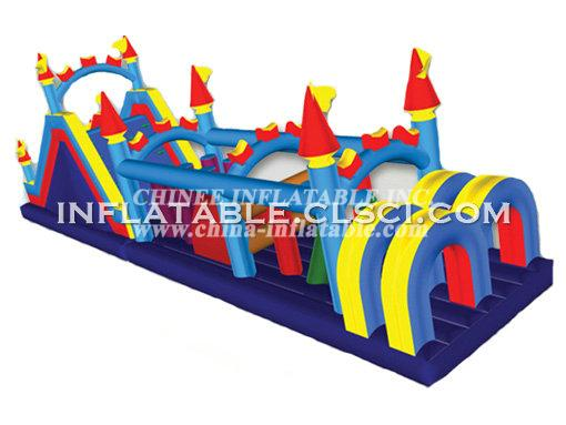 T7-217 Inflatable Obstacles Courses