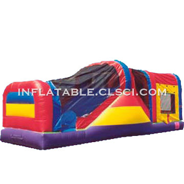 T7-220 Inflatable Obstacles Courses