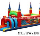 T7-224 Inflatable Obstacles Courses