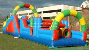 T7-229 Inflatable Obstacles Courses
