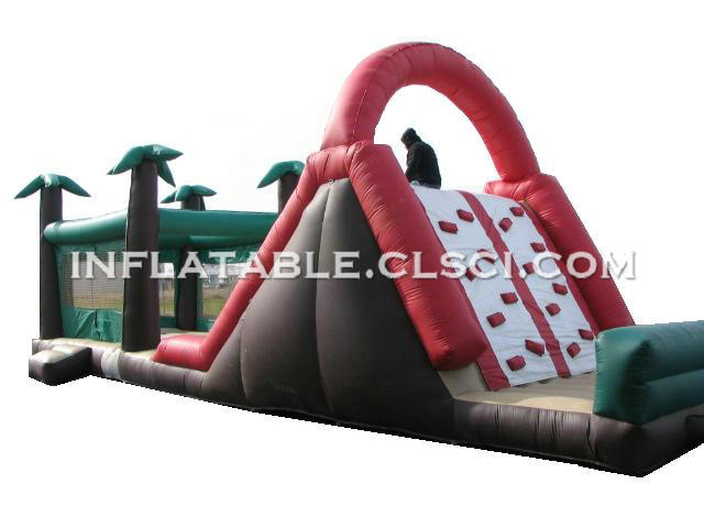 T7-243 Inflatable Obstacles Courses