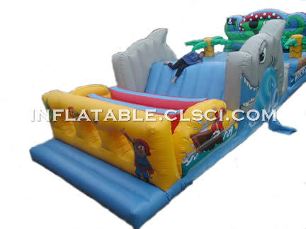 T7-250 Inflatable Obstacles Courses