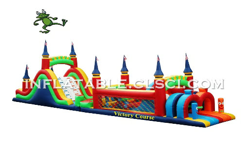 T7-262 Inflatable Obstacles Courses