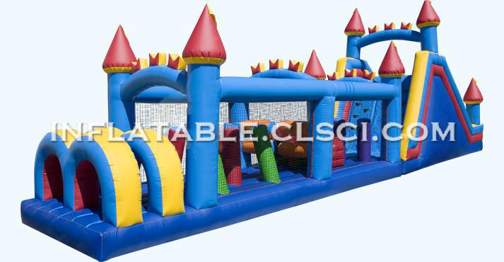 T7-268 Inflatable Obstacles Courses