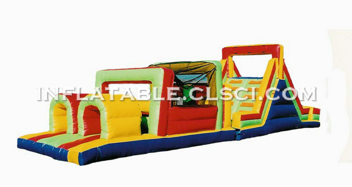 T7-269 Inflatable Obstacles Courses
