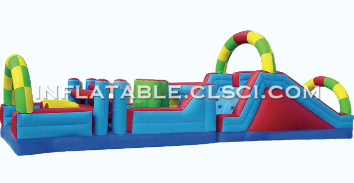 T7-289 Inflatable Obstacles Courses