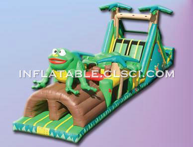 T7-290 Inflatable Obstacles Courses