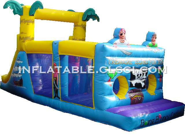T7-294 Inflatable Obstacles Courses