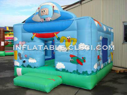 T7-295 Inflatable Obstacles Courses