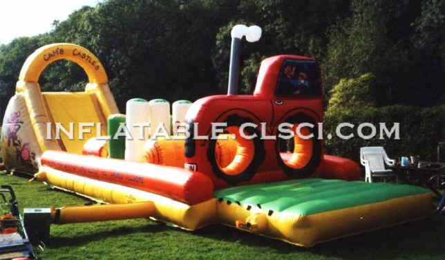 T7-297 Inflatable Obstacles Courses