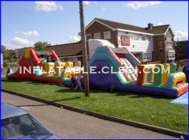 T7-302 Inflatable Obstacles Courses