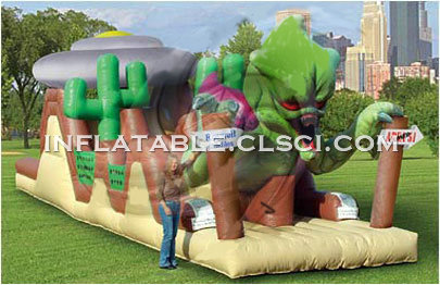 T7-309 Inflatable Obstacles Courses