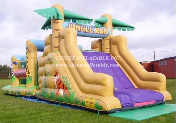 T7-313 Inflatable Obstacles Courses