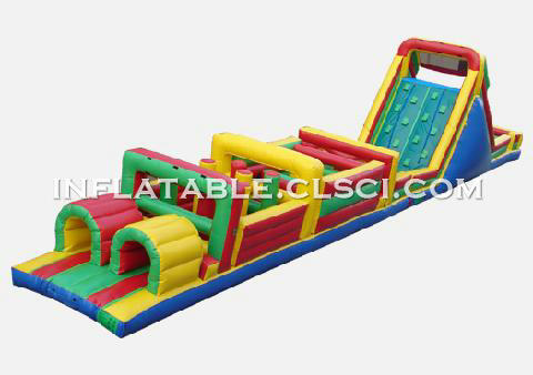 T7-318 Inflatable Obstacles Courses