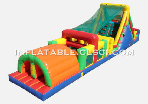 T7-319 Inflatable Obstacles Courses