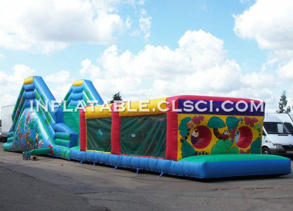 T7-320 Inflatable Obstacles Courses