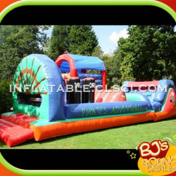 T7-324 Inflatable Obstacles Courses