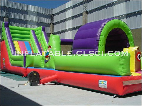 T7-328 Inflatable Obstacles Courses