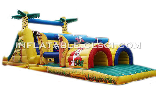 T7-330 Inflatable Obstacles Courses