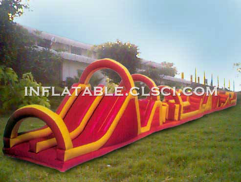 T7-332 Inflatable Obstacles Courses