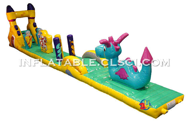 T7-335 Inflatable Obstacles Courses