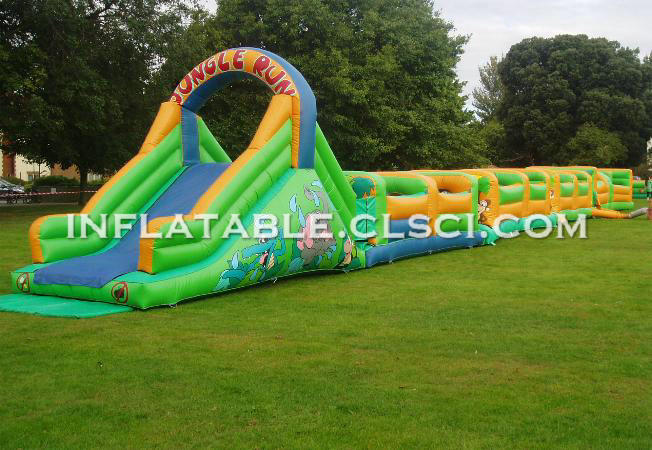 T7-336 Inflatable Obstacles Courses
