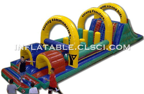 T7-339 Inflatable Obstacles Courses