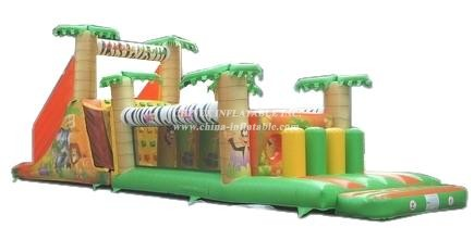 T7-343 Inflatable Obstacles Courses