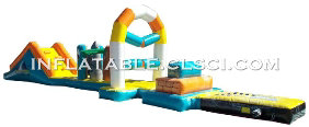 T7-350 Inflatable Obstacles Courses